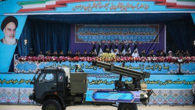 تصویر مراسم رژه روز ارتش برگزار شد