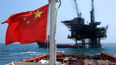 تصویر پالایش نفت چین ۱۸ درصد افزایش یافت