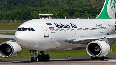 تصویر همه پروازهای ماهان به هند لغو شد
