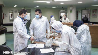 تصویر ظرفیت بیمارستانهای آذربایجانشرقی پر شد