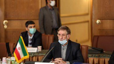 تصویر بهاروند:ایران هیچ تهدیدی را درباره هواپیمای اوکراینی نپذیرفته است
