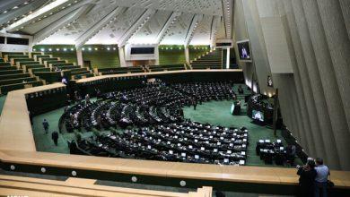 تصویر جلسه علنی آغاز شد/ سوال از وزیر دفاع در دستور کار مجلس