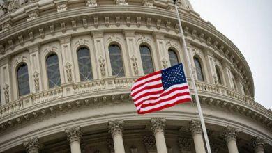 تصویر کسری بودجه آمریکا با توزیع یارانه نقدی کرونا رکورد زد