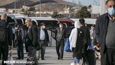 تصویر افزایش ۸۳ درصدی مسافران از آغاز اجرای طرح نوروزی