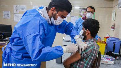 تصویر چند درصد ایرانیها واکسن کرونا زدهاند/ فاز دوم واکسیناسیون