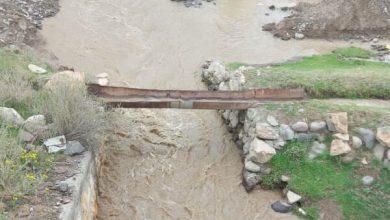 تصویر کاهش ۵۰ درصدی روان آبها در آذربایجان شرقی