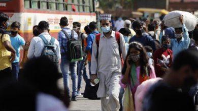 تصویر نمکی به وزیر بهداشت هند نامه نوشت