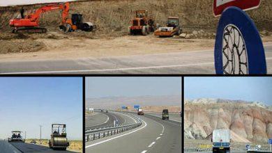 تصویر بزرگراهی که افتتاح نشده پیرشد/این بار وعده افتتاح پایان خرداد۱۴۰۰
