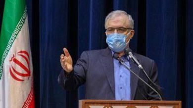 تصویر تقدیر وزیر بهداشت از فولادمبارکه در حمایت مالی و تجهیزاتی در کنترل کووید-۱۹