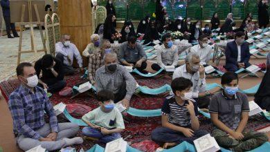 تصویر آغاز فصل هفتم کرسی تلاوت تحت عنوان چهارشنبه های امام رضایی در شهرستان خمینی شهر