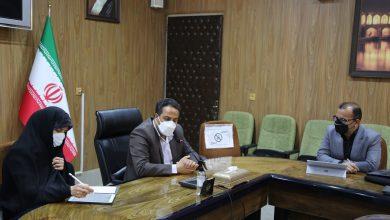 تصویر در دیدار نماینده نائین وخوربیابانک با مدیرعامل آبفای استان اصفهان مطرح شد؛