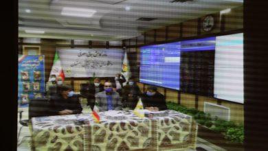 تصویر اجرای طرح اصلاح مصرف انرژی در تاسیسات آبفای اصفهان