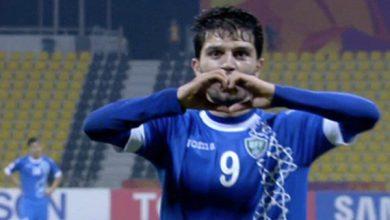 تصویر حریف آسیایی تراکتور به دنبال بازگرداندن بازیکن ازبکستانی
