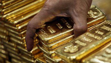 تصویر قیمت جهانی طلا پایین آمد/ هر اونس ۱۸۲۷ دلار