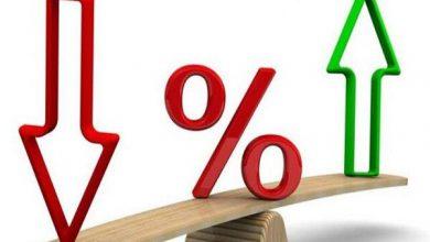 تصویر جزئیات تورم در استانها/ تورم نقطهای در ایلام ۵۶ درصد شد