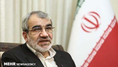 تصویر واکنش کدخدایی به دروغپردازی جدید بیبیسی فارسی