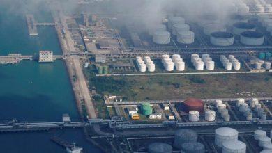تصویر سقوط ۱۱ درصدی واردات نفت چین در ماه آوریل