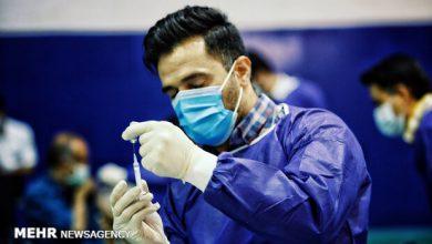 تصویر واکسیناسیون پاکبانان غیر ایرانی پایتخت آغاز شد