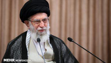 تصویر رهبر انقلاب در روز قدس سخنرانی خواهند کرد