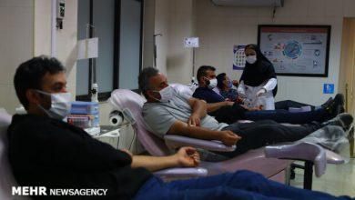 تصویر رشد ۱۳درصدی اهدای خون در ۲ ماهه ۱۴۰۰/بیشترین اهدای خون در ۳ استان