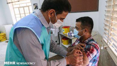 تصویر روند واکسیناسیون کووید۱۹ در کشور/عوارض واکسن چقدر نگران کننده است