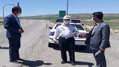 تصویر مهلت ۱۵ روزه دادستان هشترود برای رفع مشکلات جاده هشترود – مراغه