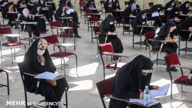 تصویر برگزاری آزمون مرحله اول دوره ارزیابی و اعطای مدرک به حافظان قرآن