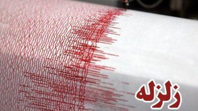 تصویر زمین لرزه ۴.۶ ریشتری شمال استان بوشهر را لرزاند