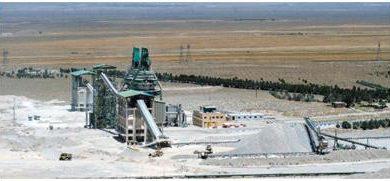تصویر احداث بزرگترین کارخانه تولید آهک در شرکت فولادسنگ مبارکه با همکاری ایرانخودرو