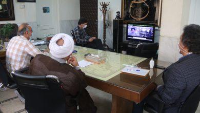 تصویر رئیس سازمان اوقاف و امور خیریه خبر داد: