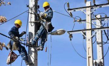 تصویر بهره برداری از بهسازی شبکه توزیع برق ۲۷ روستای استان اصفهان