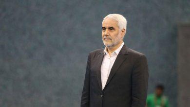 تصویر مهرعلیزاده از ادامه حضور در انتخابات انصراف داد