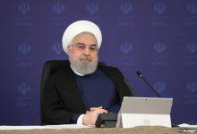 تصویر روحانی درگذشت دو خبرنگار در حادثه واژگونی اتوبوس را تسلیت گفت
