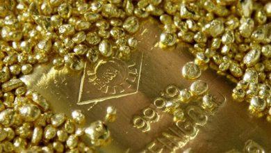 تصویر قیمت جهانی طلا افزایش یافت / هر اونس ۱۷۷۴ دلار