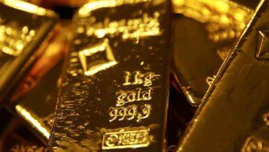 تصویر تداوم افت قیمت جهانی طلا/ هر اونس ۱۸۸۷ دلار