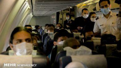تصویر قیمت بلیت پروازهای تهران-مشهد همچنان میلیونی است