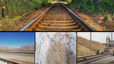 تصویر جلفا به خط ریلی روسیه متصل می شود