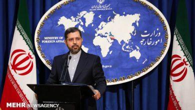 تصویر ایران درخواستی برای عضویت غیردائم شورای امنیت نداشته است