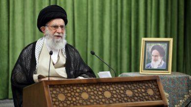 تصویر سخنرانی تلویزیونی رهبر انقلاب ساعت ۱۹ چهارشنبه برگزار میشود