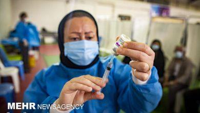 تصویر وضعیت ناتمام واکسیناسیون کادر درمان/ کدام گروهها جا ماندهاند