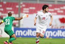 تصویر پیروزی شیرین ایران برابر بحرین/ زوج طلایی طلسم نبردن را شکست