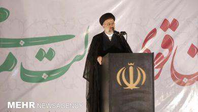 تصویر سفر آیت الله رئیسی به فارس لغو شد