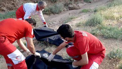 تصویر جسد مجهول الهویه در تبریز کشف شد