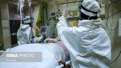 تصویر ۱۱۵ فوتی جدید کرونا در کشور / ۳۴۸۳ بیمار در وضعیت شدید بیماری
