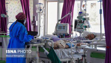 تصویر ۱۳۹ فوتی جدید کرونا در کشور / شناسایی ۱۰۲۹۱ بیمار جدید