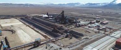 تصویر ثبت سومین رکورد متوالی تولید ماهیانه در فولاد سفیددشت