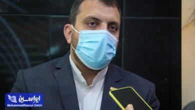 تصویر مدیر روابط عمومی شرکت فولادمبارکه در مراسم اختتامیه جایزه صنعت روابط عمومی ایران: