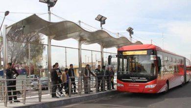 تصویر افزایش ساعات کاری ناوگان اتوبوسرانی تبریز