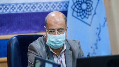 تصویر یک میلیون و ۲۸۰ هزار نفر در تهران واکسن کرونا دریافت کردهاند