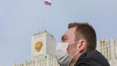 تصویر ابتلا به کرونا در روسیه رکورد زد